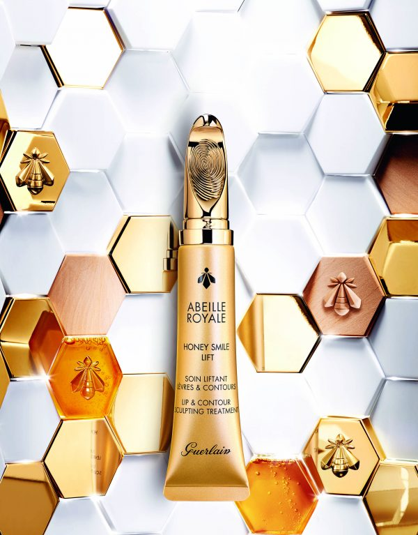 Noutăți de la Guerlain: Abeille Royale Honey Smile Lift și Honey Nectar