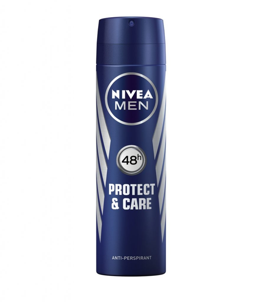NIVEA MEN DEO_Protect_Care_Male_Spray
