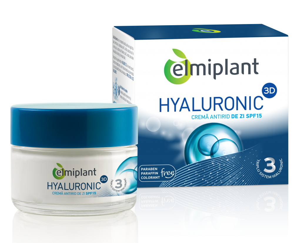 hi-res Elmiplant-HYALURONIC-DAY - 18 lei