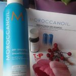 Moroccanoil Dry Shampoo, instant refresh & hairstyle