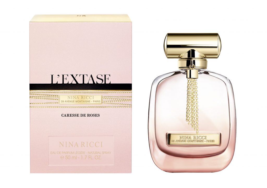 L'Extase Caresse 50ml edp - 339lei
