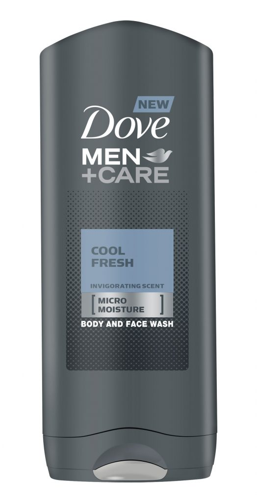 Dove Men+Care Cool Fresh Shower Gel 250ml