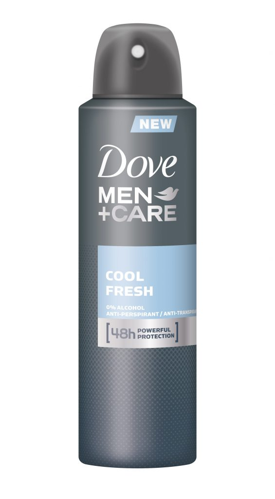 Dove Men+Care Cool Fresh Spray 150ml