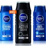 For HIM: Şamponul Active Clean de la NIVEA MEN