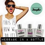 MESSAGE IN A BOTTLE – noile parfumuri de la Douglas