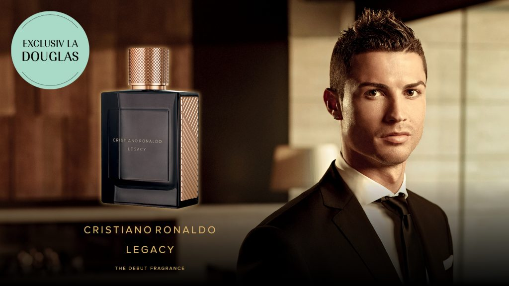 cristiano ronaldo legacy parfum exclusiv la douglas la o cafea cu stil. Black Bedroom Furniture Sets. Home Design Ideas
