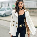 Inspiraţie de street-style la Paris Fashion Week