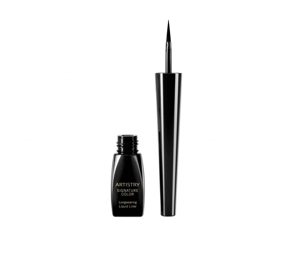 Artistry_Fall 2016 Longwearing Liquid Liner - Black open