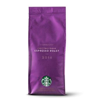 Starbucks Christmas Blend Espresso Roast