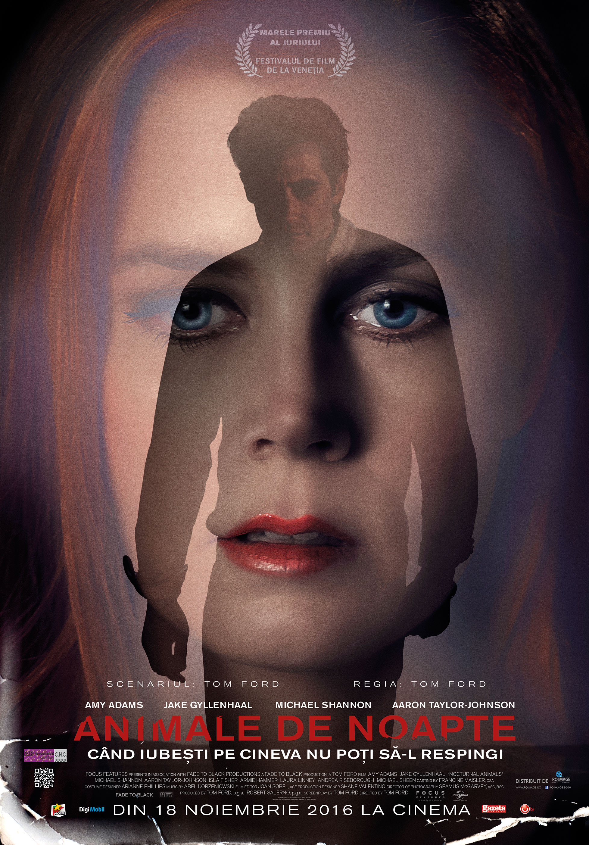 Animale De Noapte Nocturnal Animals Un Thriller Care Nu Trebuie