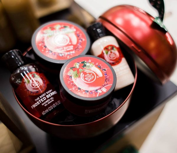 3 colecții delicioase de Crăciun de la The Body Shop