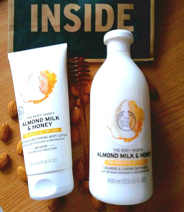 Almonmilk_Honey_Soothing &Restoring Body Lotion