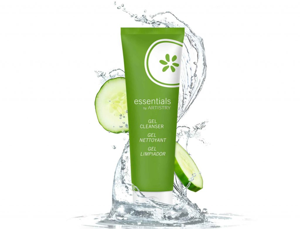 Essentials Gel Cleanser_Artistry