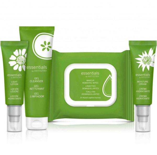 3 minute pentru un ten perfect cu noua gamă Great Skin Essentials by Artistry