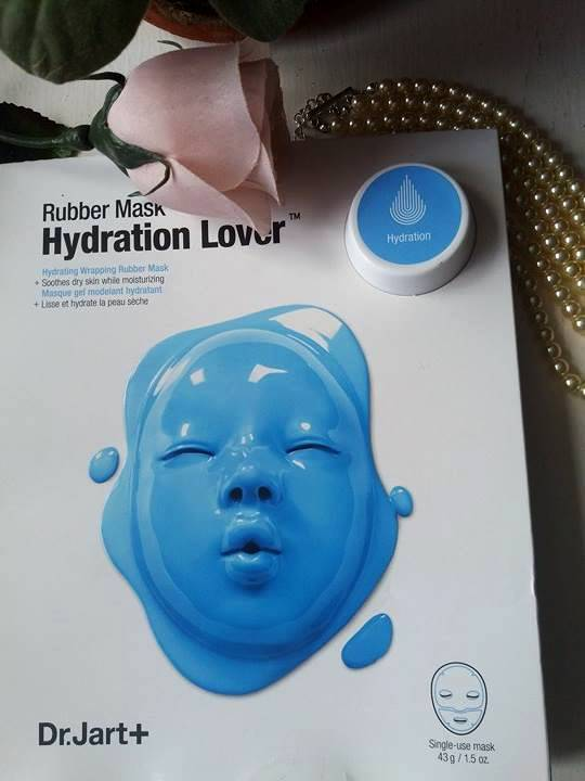 Rubber Mask Moist Solution DR.JART+