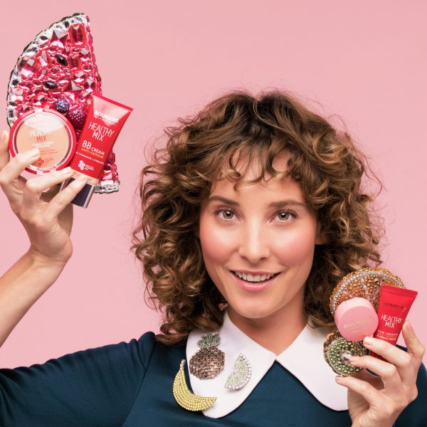 Look radiant cu noua colecție Healthy-Mix de la Bourjois