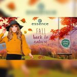 "Noua ediție limitată essence ""fall back to nature"""