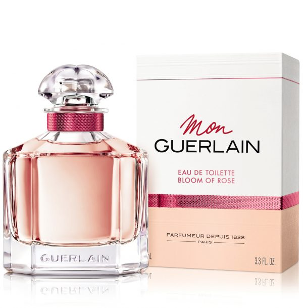 Mon Guerlain Bloom of Rose, simbolul feminității absolute