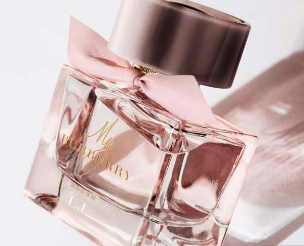 My Burberry Blush, un parfum intens feminin