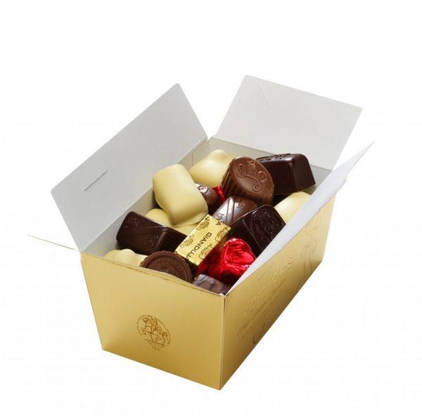 Descoperă gustul rafinat al ciocolatei belgiene Leonidas