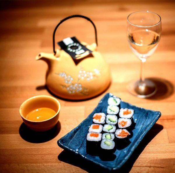 Live Cooking Bloggers Edition la Zen Sushi
