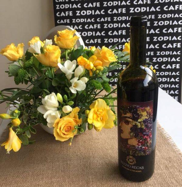 Meniu de primăvară la Bistro Cafe Zodiac
