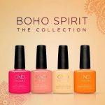 Noua colecție Boho Spirit by CND