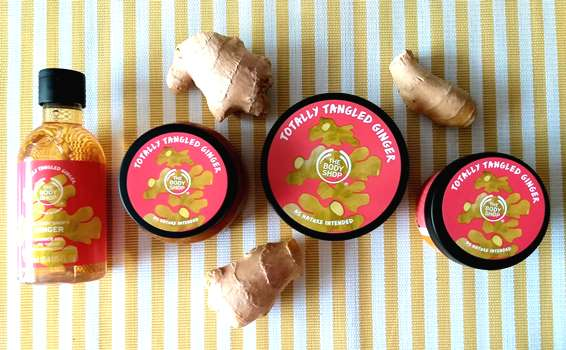 Ginger Special Edition by The Body Shop